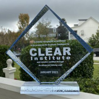 Clear Institute Certified