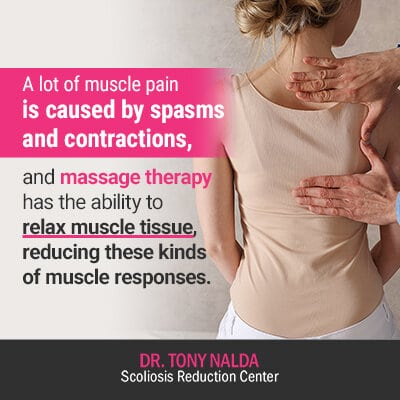 a lot of muscle pain is caused