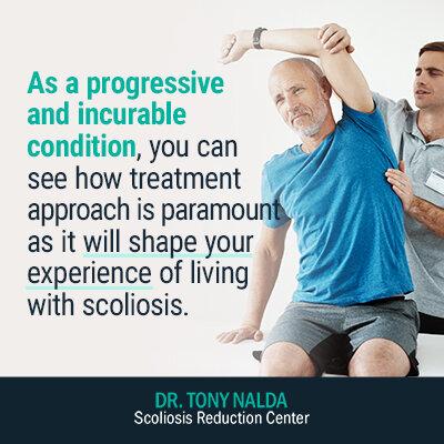 as a progressive