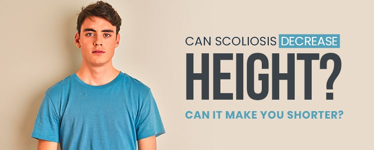 Can Scoliosis Decrease Height? Can It Make You Shorter?