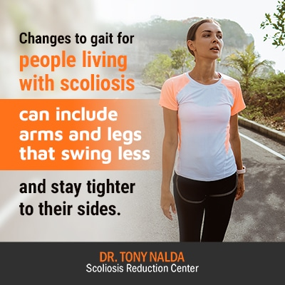 changes to gait for people 400