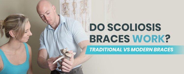 Do Scoliosis Braces Work? Traditional vs Modern Braces