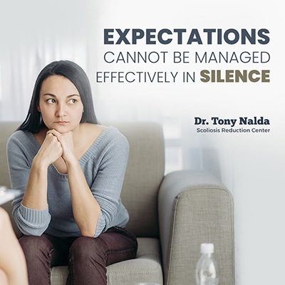 expectations connot be managed small