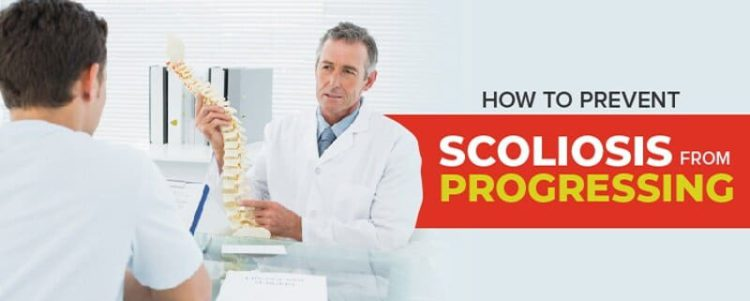 how to prevent scoliosis from progressing