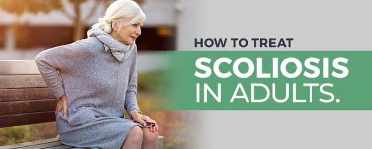 how to treat scoliosis in adults