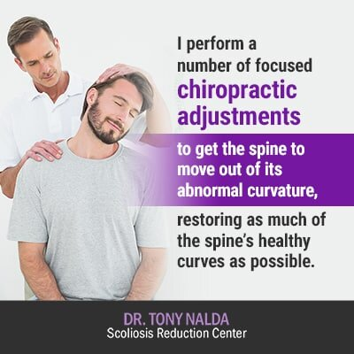 i perform a number of chiropractic adjustments