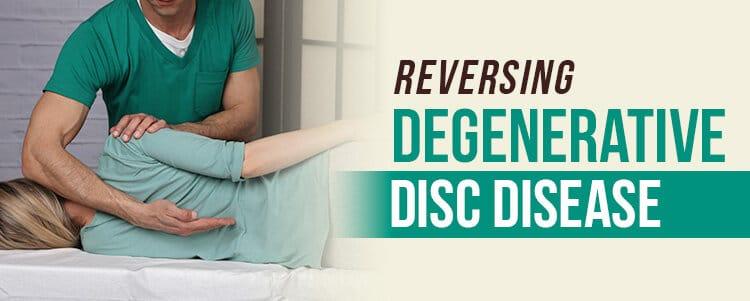 reversing degenerative disc disease