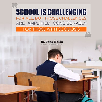 school is challenging small