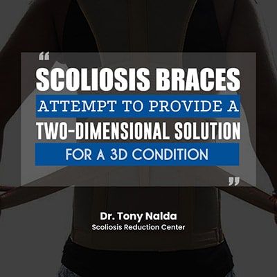 scoliosis braces attempt to provide small