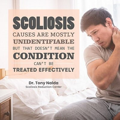 scoliosis causes are mostly unidentifiable small