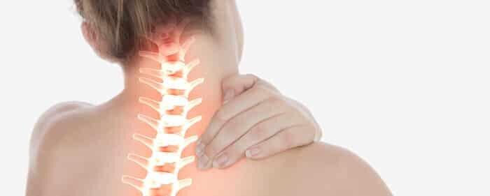 scoliosis neck pain