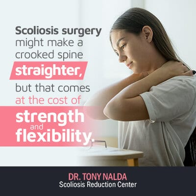scoliosis surgery might make