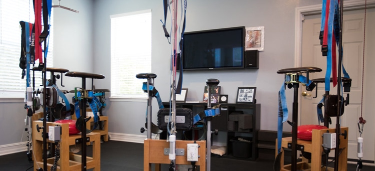 scoliosis treatment area