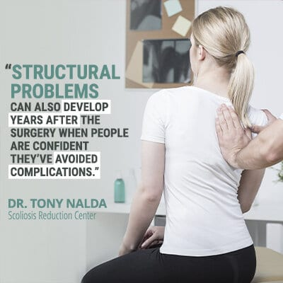 structural problems can small
