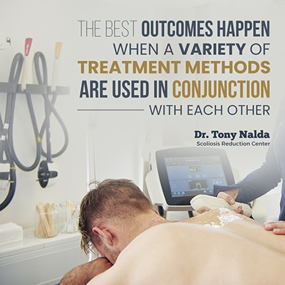 the best outcomes happen when a variety of treatment small