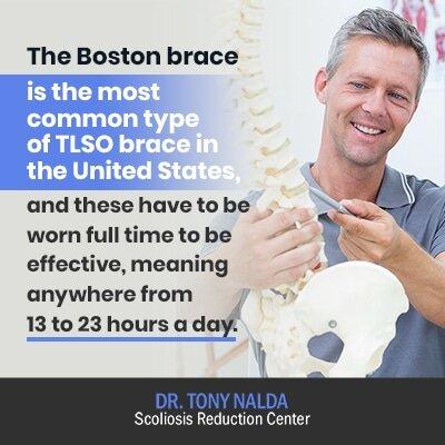 the boston brace is