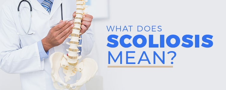 what does scoliosis mean