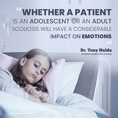 whether a patient is an adolescent small