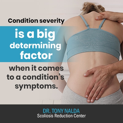 condition severity is a big 400
