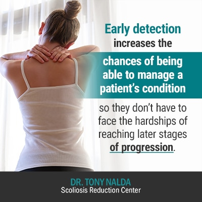 early detection increases the chances 400
