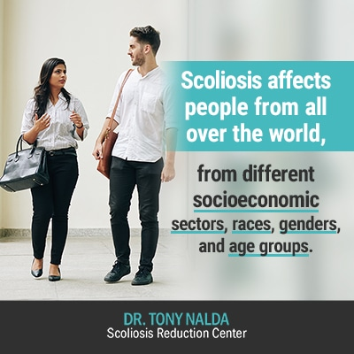 scoliosis affects people from all 400