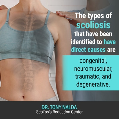 the types of scoliosis that 400