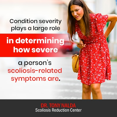 condition severity plays a large 400