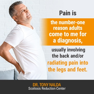 pain is the number one 400