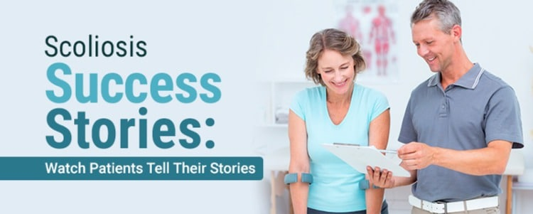 Scoliosis Success Stories: Watch Patients Tell Their Stories