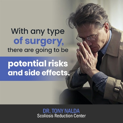 with any type of surgery 400