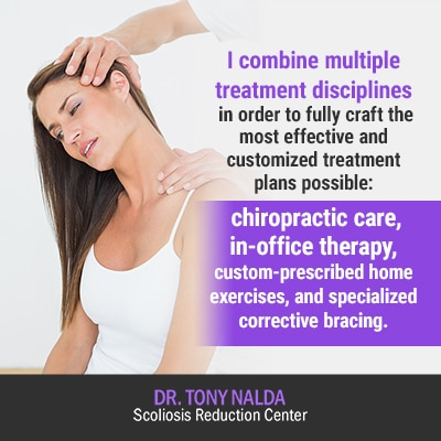 i combine multiple treatment disciplines 400