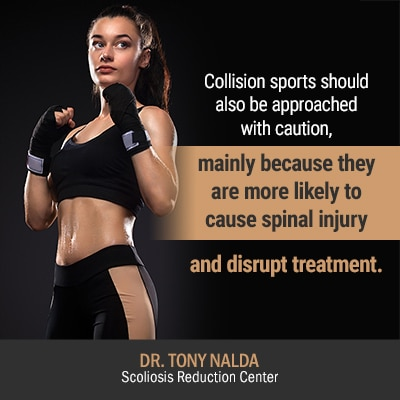 collision sports should also be 400