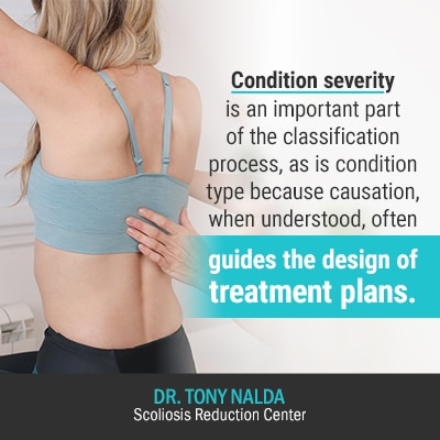 condition severity is an important 400