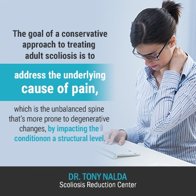 the goal of a conservative approach 400