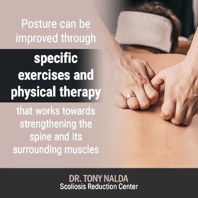 posture can be improved through 400